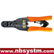 Multi-functional Modular Plug Crimper