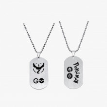 Custom Metal Military Dog Tag med kedja
