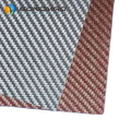 200300mm 3K cutting 6mm 7mm carbon fiber plate for medical equipment structure