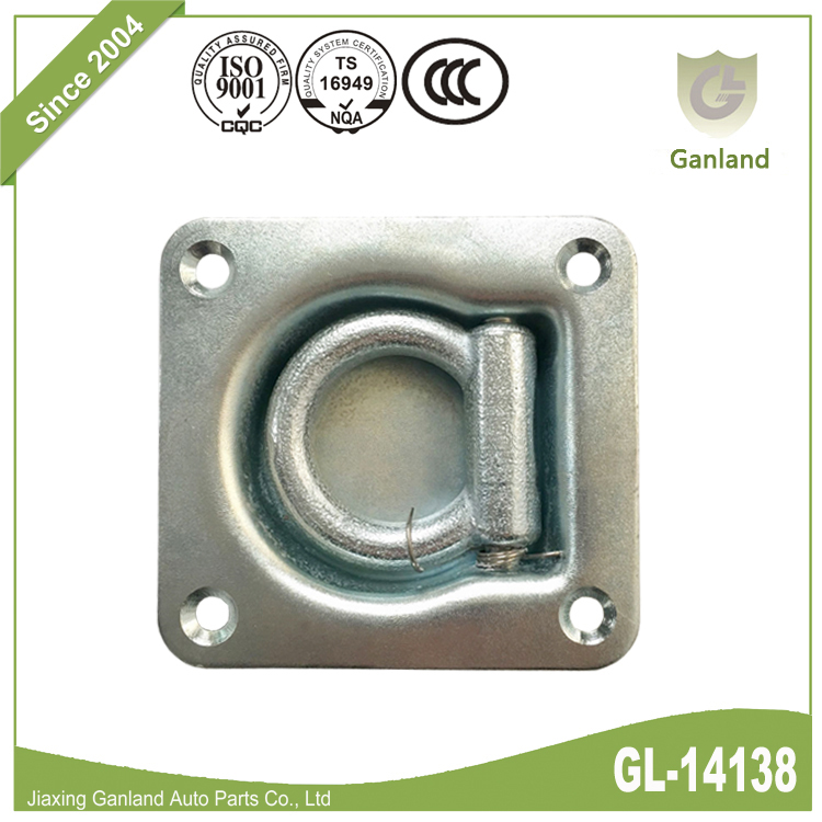 SQUARE PAN FITTING GL-14138