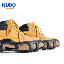 Winter Non-slip rubber Traction Ice Cleats Designed for adults and kids