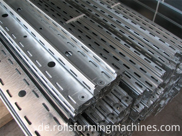 cable tray rolling machine )