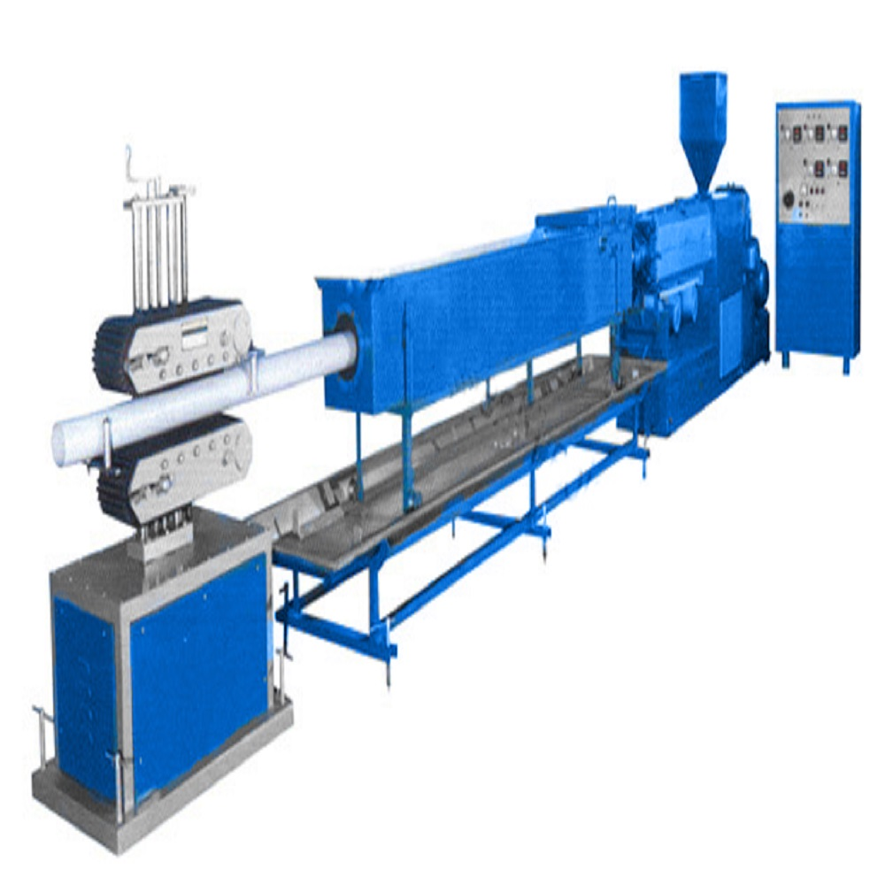 thread wire pipe making machine