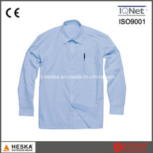 One Pocket Office formelle Langarmshirts