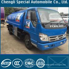 4X2 Forland Small 5000liters Milk Tank Truck