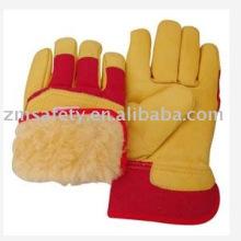 Gant en cuir d'hiver ZM701-L