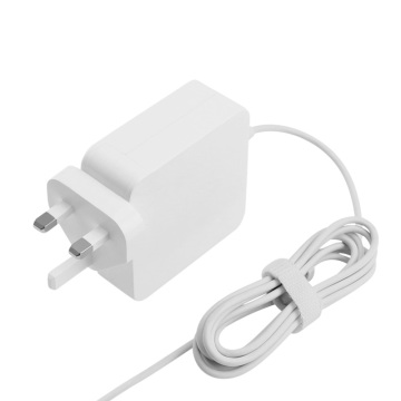 UK Plug 45W Laptop pour chargeur d'air MacBook T tip
