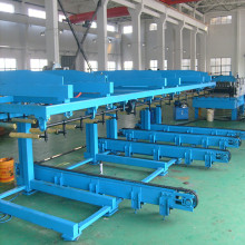 Electric Automatic roll membentuk mesin Pallet Stacker