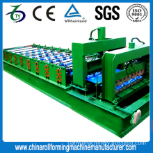 High-end galvanized steel sheet dust shield roll forming machine