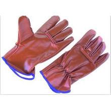 Heavy Duty Nitrile Laminated Jersey Liner Work Glove-5404