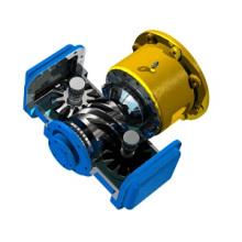 High Pressure High Efficiency Screw Compressor (200KW, 20bar)