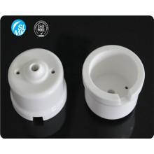 white parts alumina ceramic wall socket ceramic wall switch 95