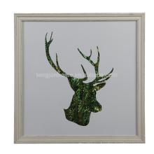 Diseño de Lujo Deer Antler Shape Wall Decoración Fotos para el Hogar, Hotel, Restaurante, Oficina