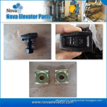 Shaft Components Elevator Rail Clip