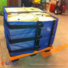 Emballage manuel de rétrécissement de palette de film d'emballage pour le film d'emballage