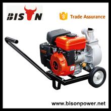 BISON (CHINE) Easy Move Pompe à eau de 1,5 po, pompe à eau à essence de 1,5 po, pompe à eau à essence de 1,5 pouce