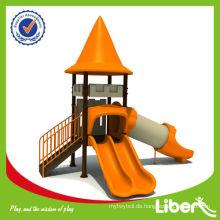 Alte Stadt Serie Kinder Spielplatz Kunststoff Fort LE-CB011