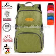 Mochila mochila de viagem leve acessível packable (HCB0029)