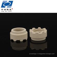 DD16 / UF16 Viroles isolantes en céramique pour bagues de soudure