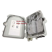 1 * 16 divisor de montaje en pared Fiber Distribution Cases