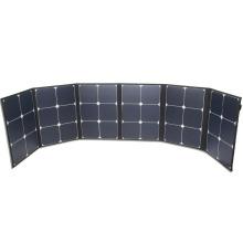 1750 * 300mmSize et PET EVA TPT et Sunpower Cell Matériau pliante panneau solaire