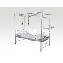 A-144 Best Selling Orthopedics Traction Bed with Destachable Legs