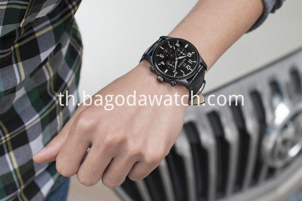 Chronograph Mens Watch