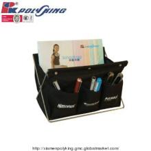 Foldable organizer bag for magazine rack (PK-10477)