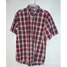 Custom New Product Striped Men Shirt