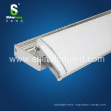 2016 new design 5ft 50W led linear lighting fixture