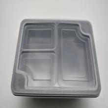 Envase de empaquetado plástico de los PP para la comida