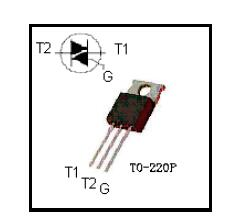 triac BT134 (1)