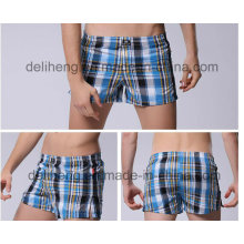 100% Cotton Yarn Dyed Men′s Beach Short Fabric