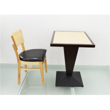 New Design Fancy Hotel Table and Chair for Sale (FOH-CXSC76)