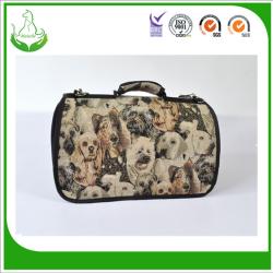 Wholesale Pet Cage Foldable Dog Carrier