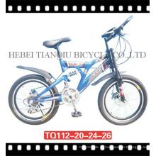 Bicicleta de montanha de aço / liga de bicicleta / crianças