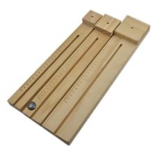 wood Paracord Bracelet Fixture/Jig factory