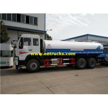 15cbm 6x4 SINOTRUK Water Tanker Trucks