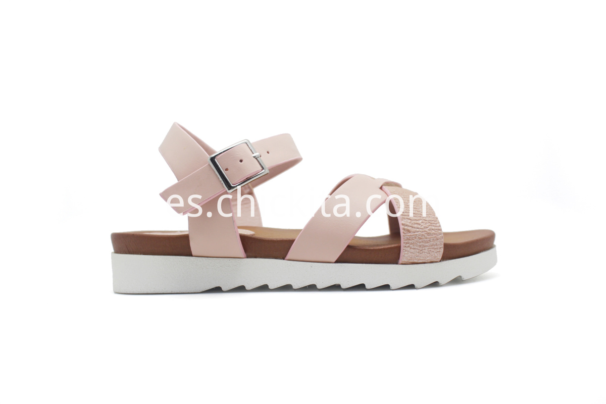 Lightweight Girl's Casual Sandal Comfort Shoes