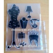 2016 yarn interior date clear stamps scrapbooking for plastic