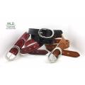 Fashion Basic Genuine Top Leather Men′s Belt M234