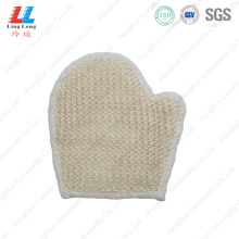 High quality loofah gloves exfoliating