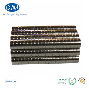 Neodímio sinterizado forte do ímã para o uso da placa da pena (DPM-005)