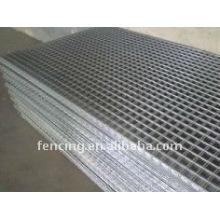 Fábrica de paneles de malla soldada de alambre galvanizado