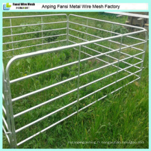 Top Value 10FT Long 6FT High HDG Galvanized Cattle Panel