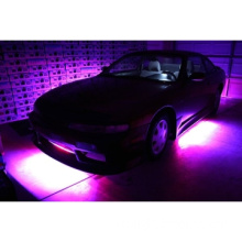 Super Bright LED Car Kits with Remote and Controller