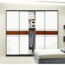 Modern Style 2 Sliding Door Wooden Closet (customized)