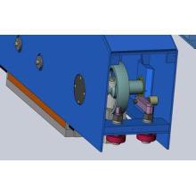 Semi Automatic CNC Plasma Cutting Machine For Iron / Sheet