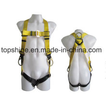Working Industrial Polyester Professional Full-Body Adjustable Safety Harness Belt