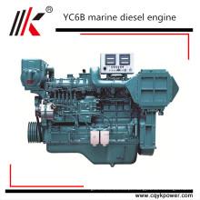 Melhor preço ! Motor diesel marinho de Weichai Deutz 500HP com o ABS LR BV de CCS com caixa de engrenagens